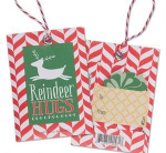 Scented Gift Tags